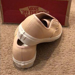152685a3cfd4 Vans Shoes - Veggie Tan Leather Authentic DX Vans